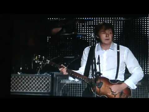 PAUL McCARTNEY - LIVE IN RIO DE JANEIRO -- BRASIL -22/05/2011(PART.03) - ESTADIO DO ENGENHÃO.