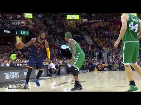 a2ecc814c219 Kyrie Irving Signature Moves 2016-2017 - YouTube