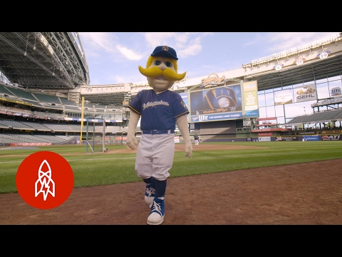 Milwaukee's Bernie Brewer Is Based on a Real-Life Super Fan