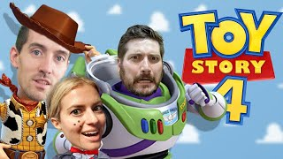 Toy Story 4 Review - Movie Podcast