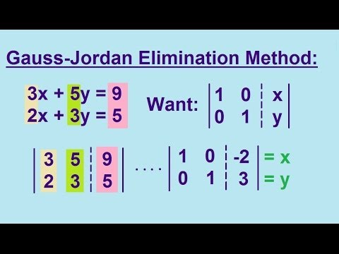 how to get good at matrices