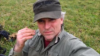 Metal Detecting And Searching For Relics