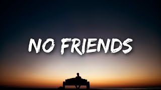 Download lagu Cadmium - No Friends (Lyrics) ft. Rosendale