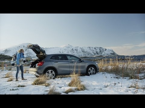 Mercedes-Benz TV: North of the comfort zone