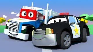 Super Patrulha & Carl o Super Caminhão - LIVE STREAM - desenhos animados para crianças