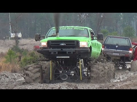 BOUNTY HOLE GETS DEEP AT TEXAS MUD SHOW!!
