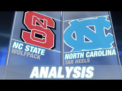 NC State Defense Vital In Win Over Rival UNC In Chapel Hill