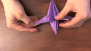 Origami Tutorial:  Starship Trooper Bug Warrior