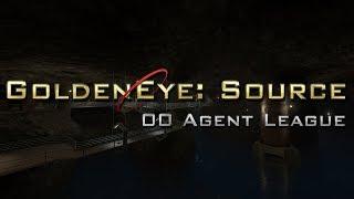 GoldenEye: Source (5.0) - Caverns - 00 Agent League Match #9