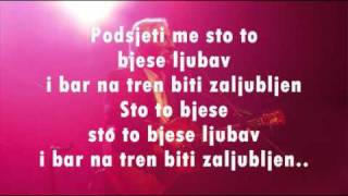 Oliver Dragojevic - Sto to bjese ljubav (+TEKST)