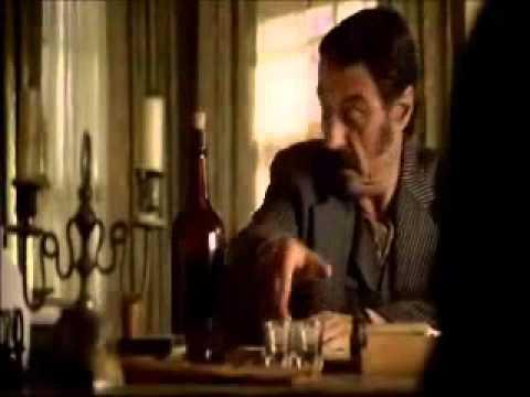 Deadwood Best Of Al Swearengen - Al Talks Business
