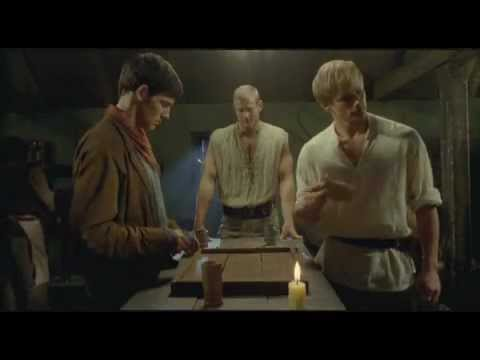 Merlin - LAST EVER Bloopers Series 5