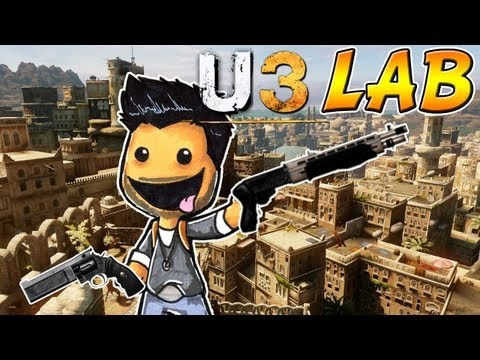 Uncharted 3 - Lab Sas 12 + Mag 5  Hit Kills