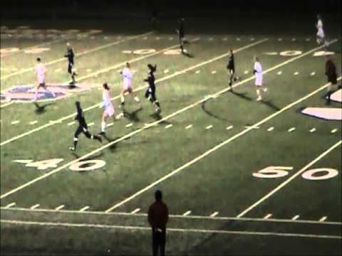 Brooke Simmons - Midfielder soccer highlight video #1
