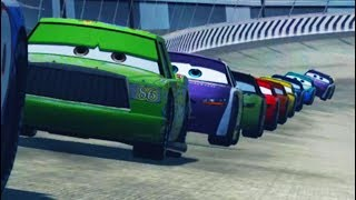 Cars 1 the Videogame 360 -No Com 52- Lightning Mcqueen S1 VS PISTON CUP CHAMP SMASHERVULLE SPEEDWAY