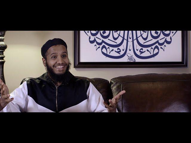 The Meeting Between Angel Jibril and Prophet Muham