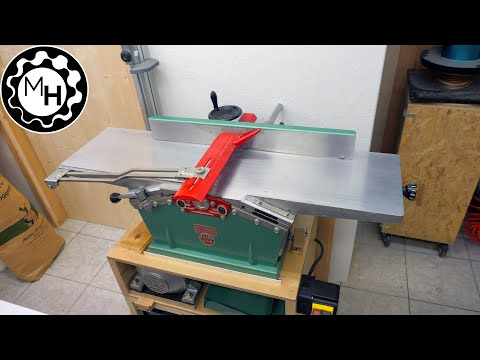 New Old Jointer/Planer: Kity 636