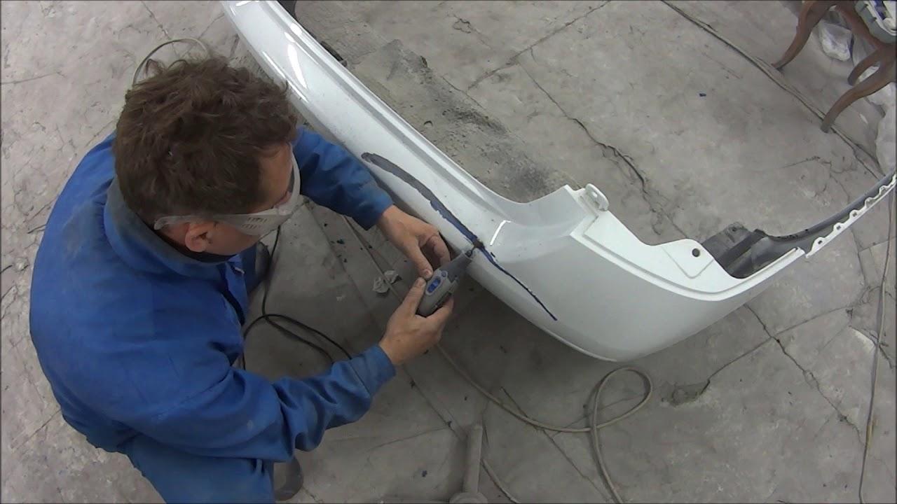 Все о ремонте бамперов своими руками 805