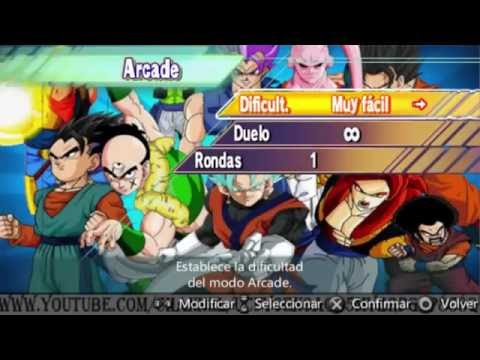Dragon Ball Z Shin Budokai 2 (Fusions) Mod (Review)