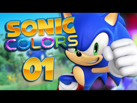 Misc Computer Games - Sonic Colors - Tropical Resort