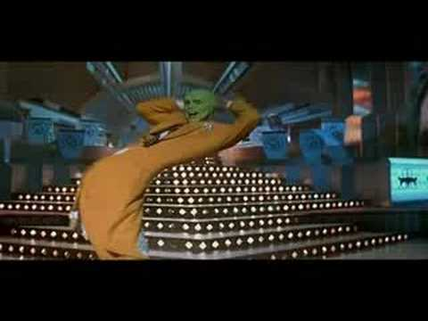 The Mask - Funny Scenes video