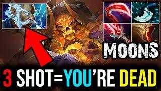 MoonS Trolling TP [Clinkz] With Insane Damage | Dota 2 Full Game
