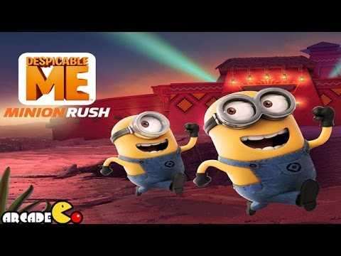Despicable Me: Minion Rush - Introducing New Character Carl Official Trailer (by Gameloft) video