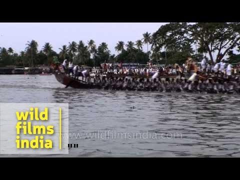World's largest regatta on waters - Nehru Trophy Boat Race