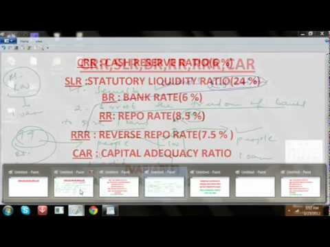 BANK  PO BANKING AWARENESS VIDEO 1 CRR SLR BR RR RRR CAR.mp4