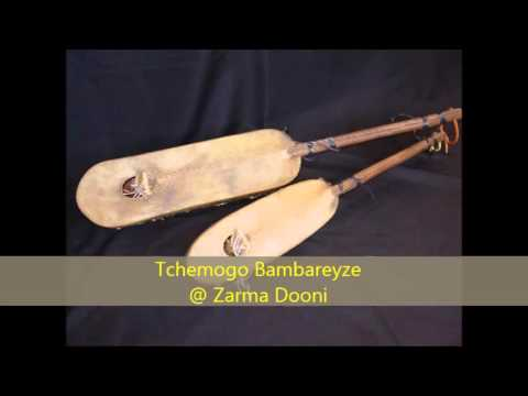 Tchiemogo Bambareyzé  Niger