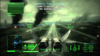 Ace Combat 6: Fires of Liberation Mission 6 (Siege on Silvat)