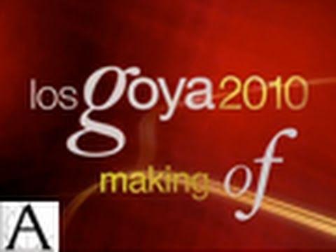 Premios Goya XXIV – Making of de la Gala