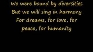 soka gakkai songs - Harmony in Diversities
