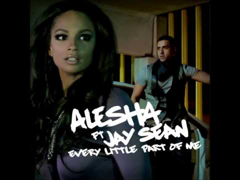 Jay Sean ft Alesha - Every Little Part Of Me Instrumental / Karaoke -Lyrics In Description