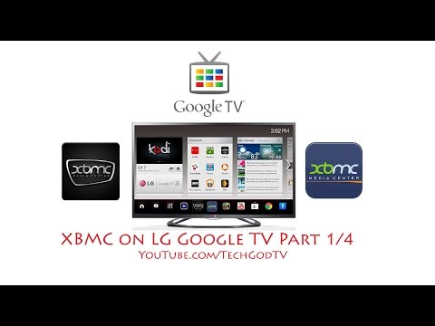 XBMC on LG Google TV (Part 1/4) - Download XBMC