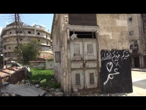 Electricty cuts worsen in Syria's Aleppo