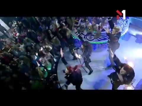 Руслана - Давай Грай (Live @ M1, 2011)