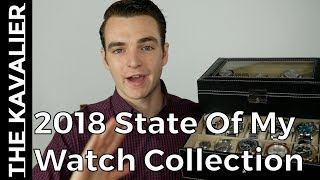 State Of My Watch Collection 2018 | Omega, Seiko, Mondaine, Luminox, TW Steel and more