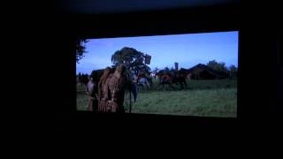 Projector LED LG HW300G (HW300T) + bluray Braveheart Part Three The woman