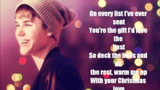 (4.51 MB) Justin Bieber - Christmas Love ( lyrics ) Mp3