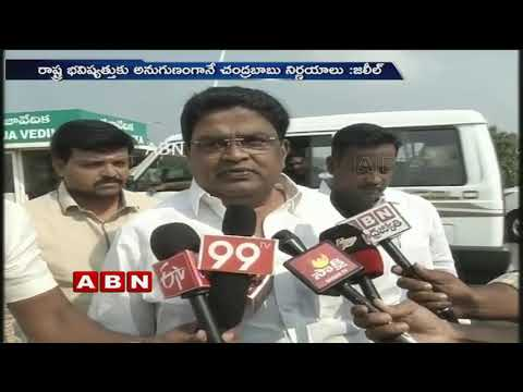 TDP MLA Jaleel Khan speaks to Media over AP Cabinet Expansion
