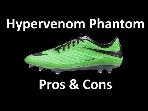 Nike Hypervenom Phantom Review - Pros and Cons
