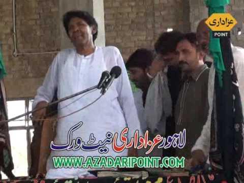 Zakir Malik Mukhtar Hussain Khokhar Majlis 29 May 2016 Bekhewal Lahore