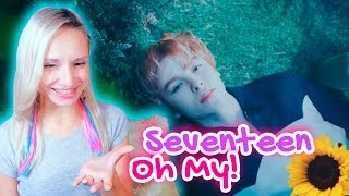 Я ВАНГА! SEVENTEEN - OH MY! MV REACTION/РЕАКЦИЯ | K-POP ARI RANG +