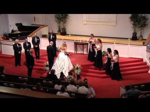 Lacey Amp Chris Wedding Part 1MP4