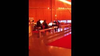Nino Rota - Trio for clarinet, cello & piano: I. Allegro