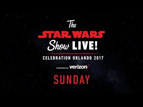 Star Wars Celebration Orlando 2017 Live Stream в Day 4  The Star Wars Show LIVE!