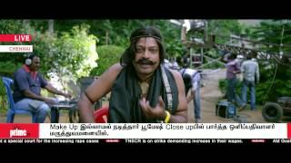 Pattam Pole - Vaayai Moodi Pesavum | Tamil Movie Comedy | Dulquer Salman | Nazriya | Pandiarajan | John vijay |