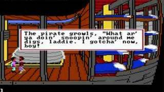 Ways to Lose King's Quest 3 part 2