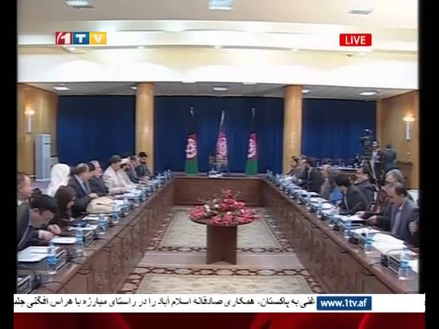 1TV Afghanistan Pashto News 13.11.2014